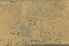 The site where Dobromir died on 25/9/2016 (Halasa settlement, Sudan)