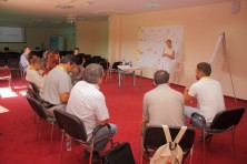 Working group - Balkans (facilitator L. Balint, RSPB)