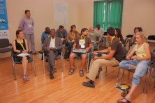 Working group - Africa (facilitator I. Fisher, RSPB)