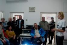 Presentation in Didimoticho Forest Service