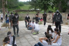 Games with students from Soufli (WWF/E. Kret)