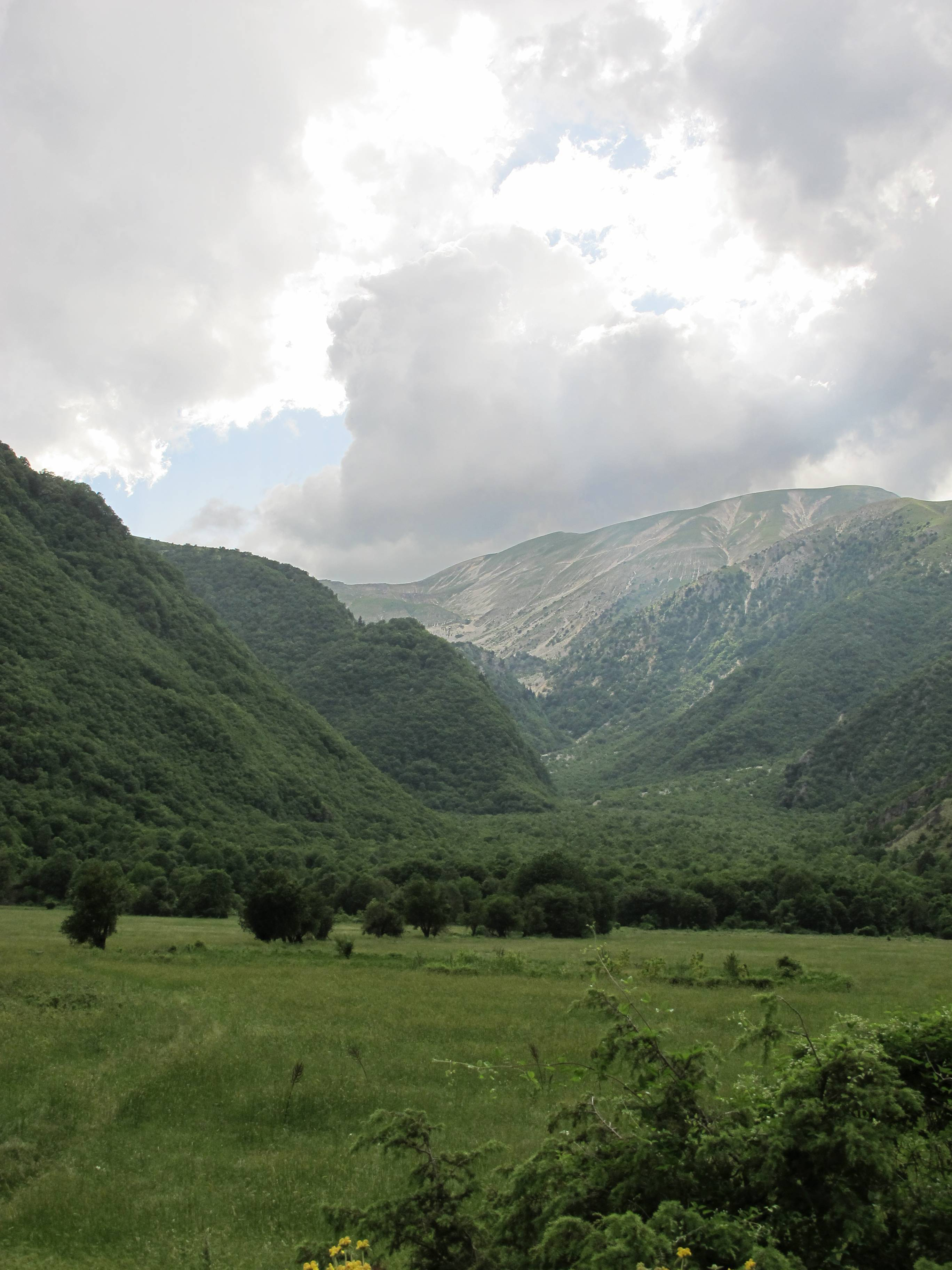 SPA Douskon mountain, Oraiokastro, Meropi forest, Gormou valley and Delvinaki lakes (HOS/V. Saravia)
