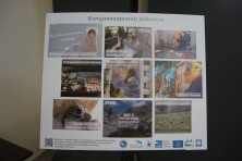 The new traveling exhibition, dedicated to the Egyptian Vulture, is in Burgas