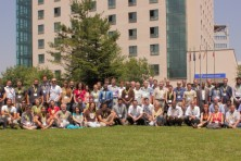 70 participants from 33 countries attended to the workshop