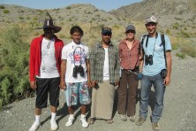 Expedition in Oman