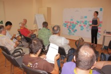 Working group - Central Asia & Caucasus (facilitator E. Ball, RSPB)