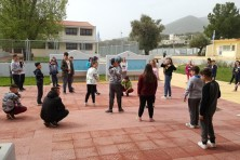 Game for threatened species in Iasmos highschool (WWF Greece)
