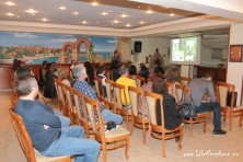 A seminar, a lecture and a workshop with an accent on wildlife crimes