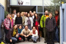 Work meeting of the project team in Athens
