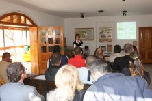 Meeting with local farmers in Madzharovo