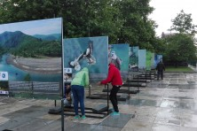 The Return of the Neophron organizes an exhibition in the center of Plovdiv