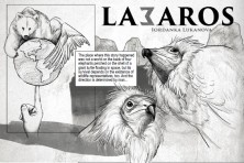 "The ""Vultures stories"" start with ""Lazaros"""