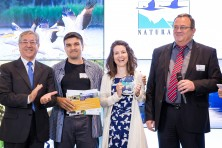 The Return of the Neophron project won the Natura 2000 Award