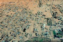 On 27/9/2016 the tag of Dobromir transmitted signal from Barah, Sudan.