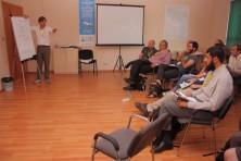 Working group - Middle East (facilitator Dr. J. Tavares, VCF)