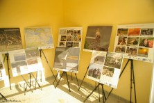 The travel exhibition, dedicated on Egyptian vultures is now located in Provadia