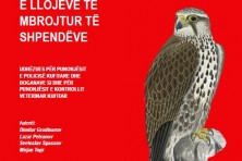 The handbook for prevention of trafficking in protected species already in Albanian language
