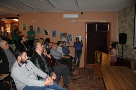 Workshop on the illegal use of poisoned baits-Dadia Information Centre (Dadia Management Body)