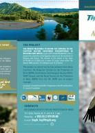 Full colour leaflet about the project 2012 (EN)